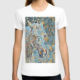 Mosaic Horse T-shirt