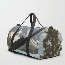 Moraine Lake II Banff National Park Duffle Bag