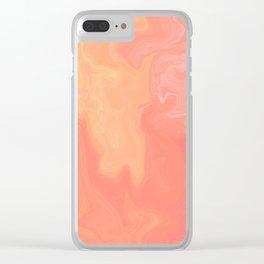 Sherbert Clear iPhone Case