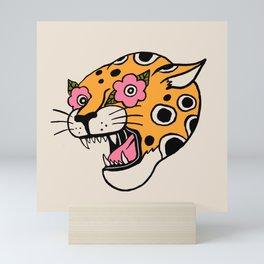 Cheetah Mini Art Print