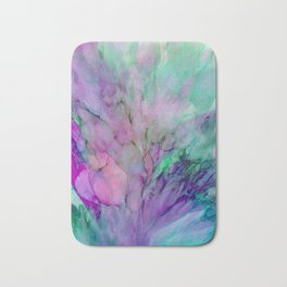 ALCOHOL INK Cvb Bath Mat