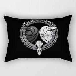 D&D - Raven Queen Rectangular Pillow