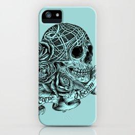Carpe Noctem (Seize the Night) iPhone Case