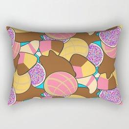 Pan Dulc Overload Rectangular Pillow