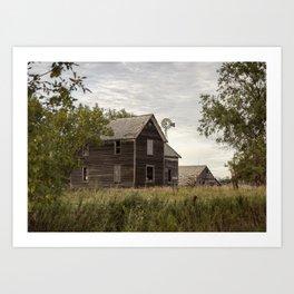 Prairie Perfection Art Print