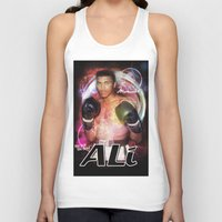 ali gulec Tank Tops featuring Ali #2 by YBYG