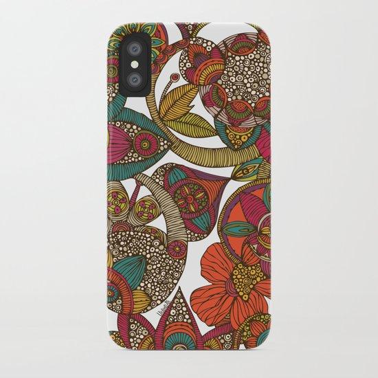 Ava's garden iPhone Case