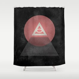 Fight the Future Shower Curtain