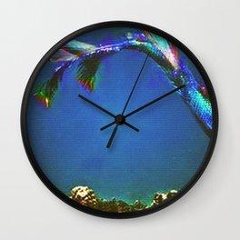 Mermaid Valley part II Wall Clock