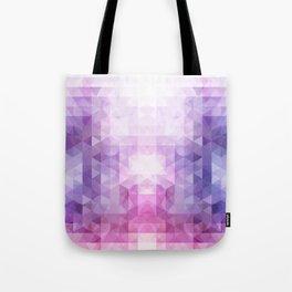 Enchanted geometry Tote Bag