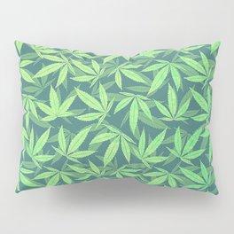 Cannabis / Hemp / 420 / Marijuana  - Pattern Pillow Sham
