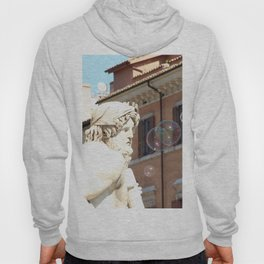 Bernini's Four Rivers Fountain Hoody