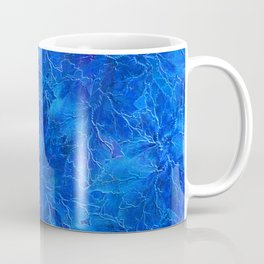 Frozen Leaves 6 Coffee Mug