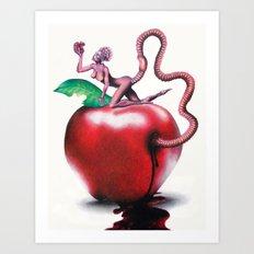 Decadence Art Print
