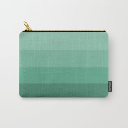 Turquoise Energy - Color Therapy Carry-All Pouch