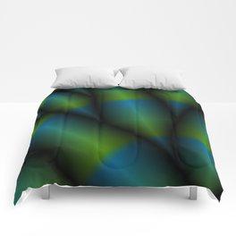Cyber Aloe Comforters