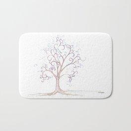 elven tree Bath Mat