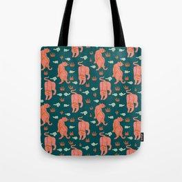 Bengal tigers Tote Bag