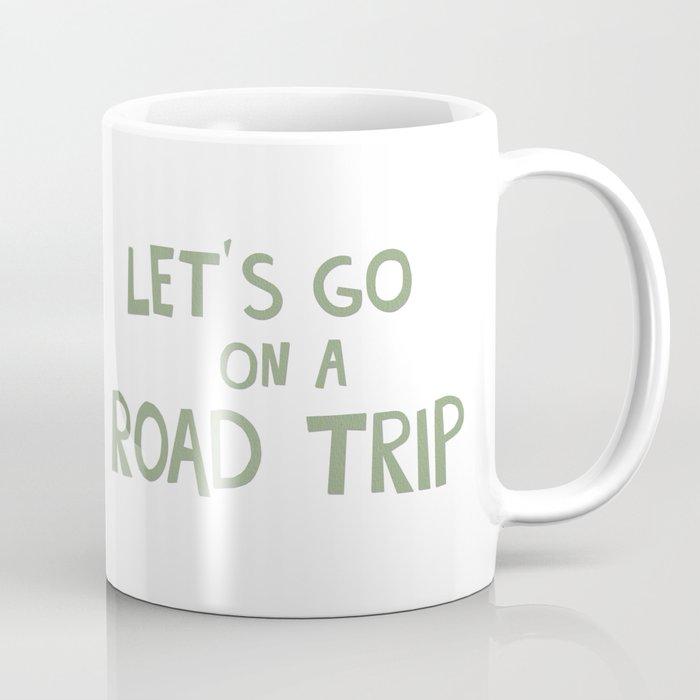 Road Trip Van Coffee Mug
