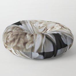 Petticoat Roses Floor Pillow