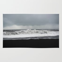 Winter Waves Rug