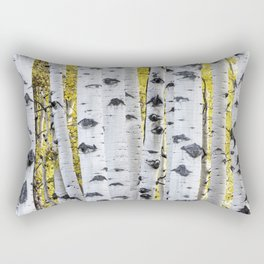 In the Trees Rectangular Pillow