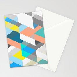 Bold Halequin Stationery Cards