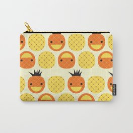 Dotty Pineapples II - Singapore Tropical Fruits Series Carry-All Pouch