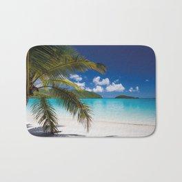 Tropical Shore Bath Mat