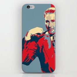 Errol Flynn iPhone Skin