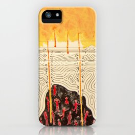 Gimme Your Lunch Money iPhone Case