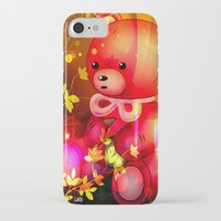 """arnold iPhone & iPod Cases featuring """"Arnold"""" by shiva camille"""