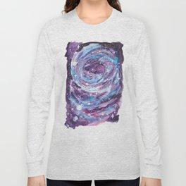 Galaxy of Spirals Long Sleeve T-shirt