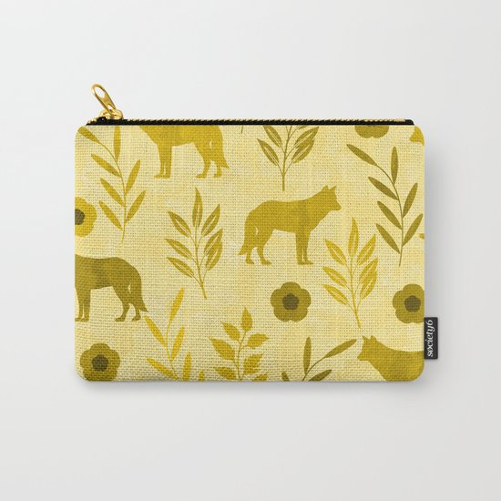 Forest Animal and Nature III Carry-All Pouch