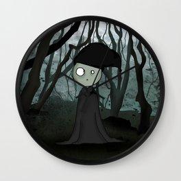 Wizard boy Wall Clock
