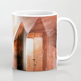 Feathers & Points Coffee Mug