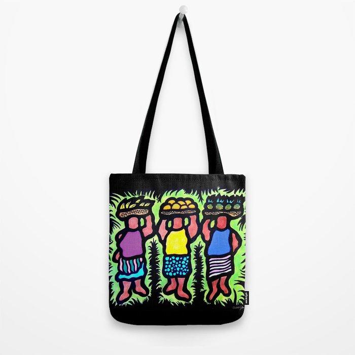 Basket Carriers Tote Bag