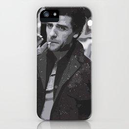 Oscar Isaac 4 iPhone Case