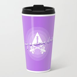 There's No Such Thing As Fate Travel Mug