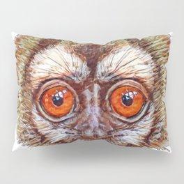 Peruvian Andean Night New World Monkey Face Canvas Pillow Sham