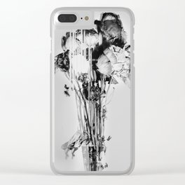 Dysphoria I Clear iPhone Case