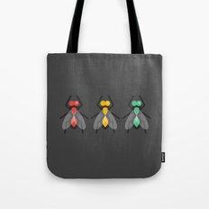 No Flies On Me Tote Bag