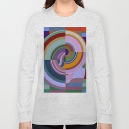 Colour Revolution NINE Long Sleeve T-shirt