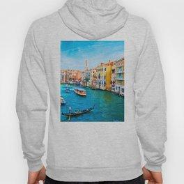 Italy. Venice lazy day Hoody