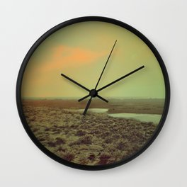 Lonely Landscape Wall Clock