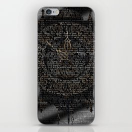 They're getting more dangerous every year. iPhone Skin