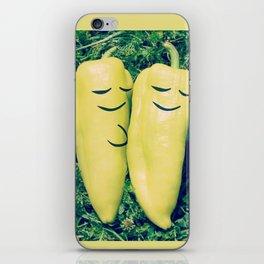 Intimacy iPhone Skin