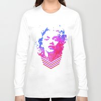 cassandra jean Long Sleeve T-shirts featuring Norma Jean by Fimbis