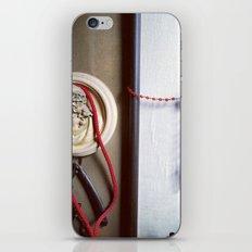 Interior iPhone & iPod Skin