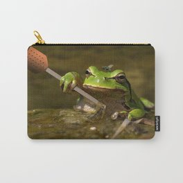 Frog Perspective Carry-All Pouch